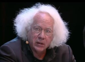 Leon Wieseltier (Nexus Institute, 2015)