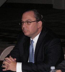 Rabbi Marc Schneier. 2007. GFDL.