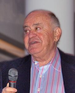 Jack Tramiel founder of Commodore International, speaking at the C64 25th Anniversary. 2007.