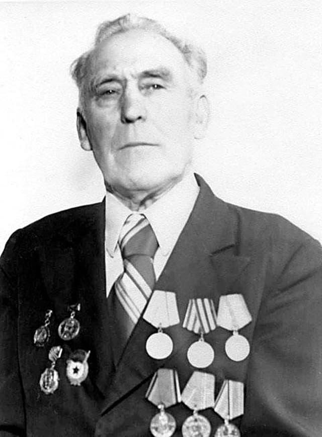 Gennady Safonov. Yad Vashem Archives.