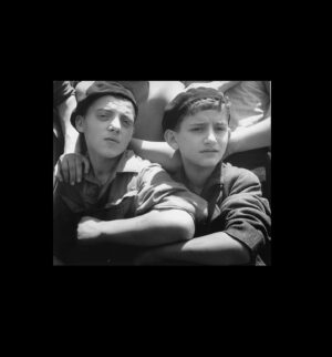 Hidden by the Holocaust as young children…